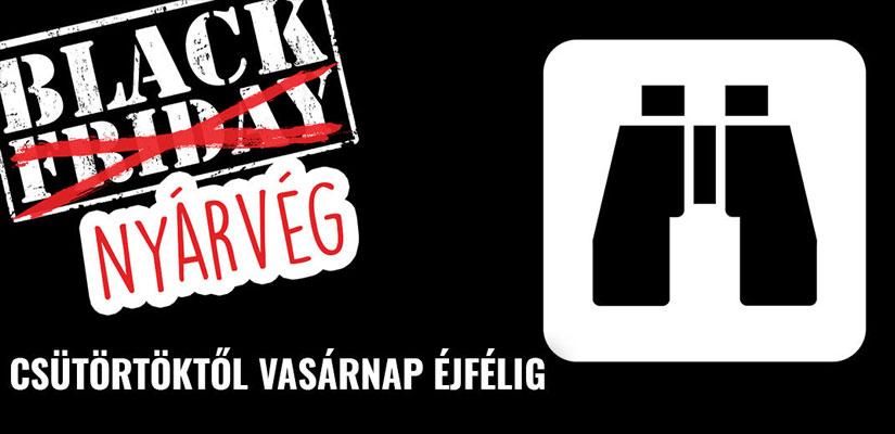Nyárvégi Black Friday akciók a Leitz Hungáriánál