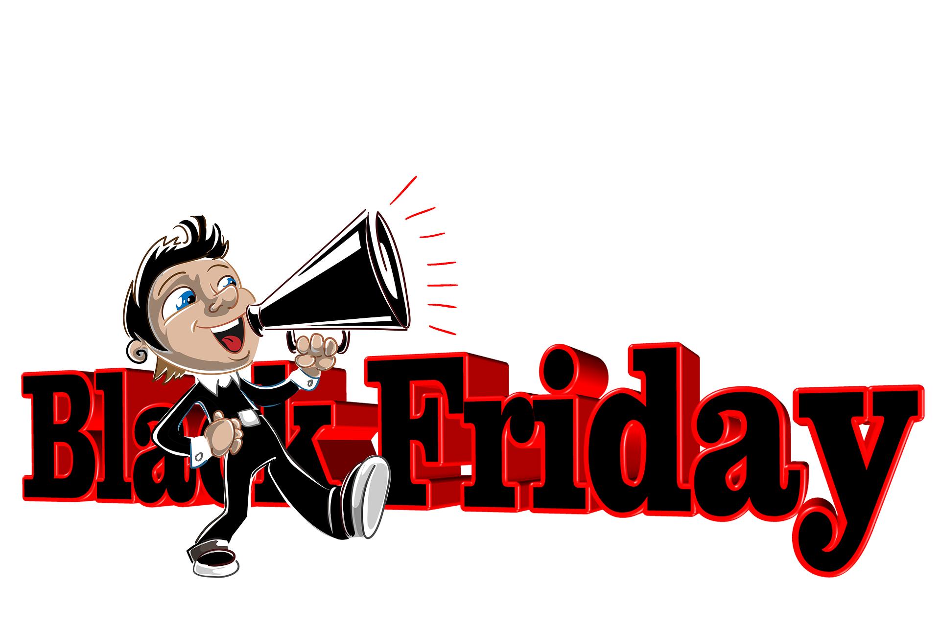 A Black Friday elnevezése és időintervalluma