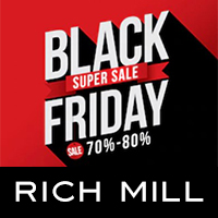 RICH MILL Premium divat webáruház